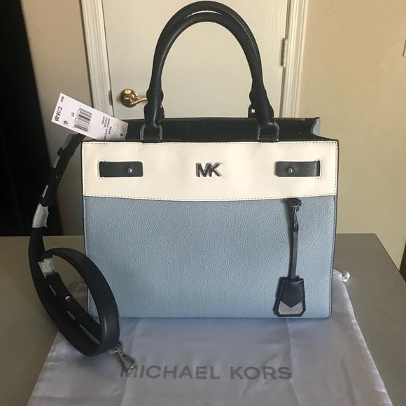 9ee49b57816cf9 Michael Kors Bags | Large Reagan Satchel | Poshmark